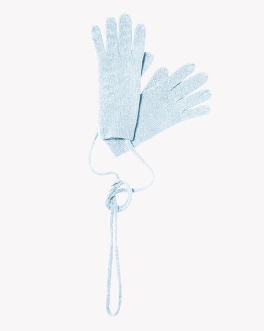 Child gloves - Cloud blue