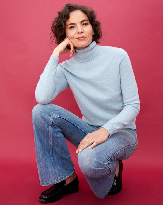 Classic roll-neck - Jean