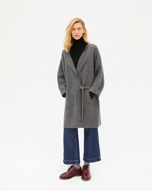 Milano coat - College grey