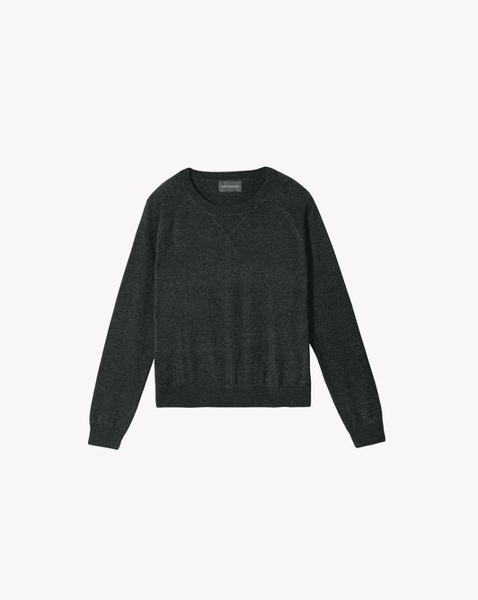 Sweat casual - Anthracite