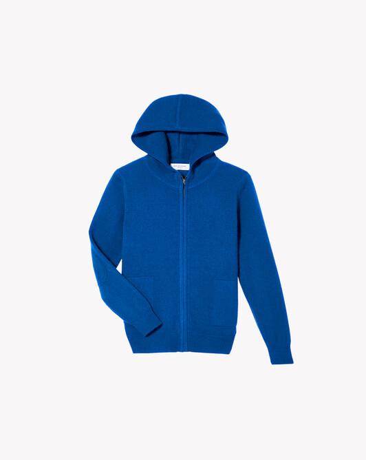 Kids hoodie - Royal