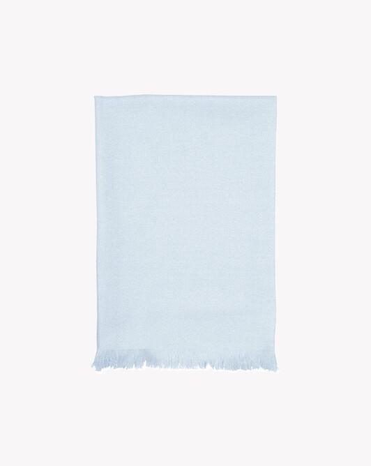 Écharpe voile de cachemire 150 cm x 55 cm - Jean