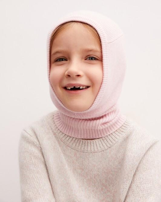 Hood - Satin pink