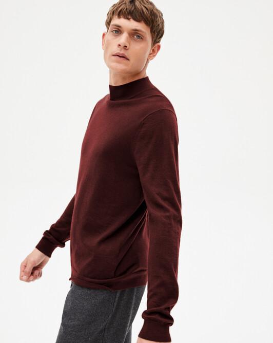 Extrafine turtleneck sweater sweater - Dahlia