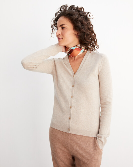 Fitted cardigan - Zanskar