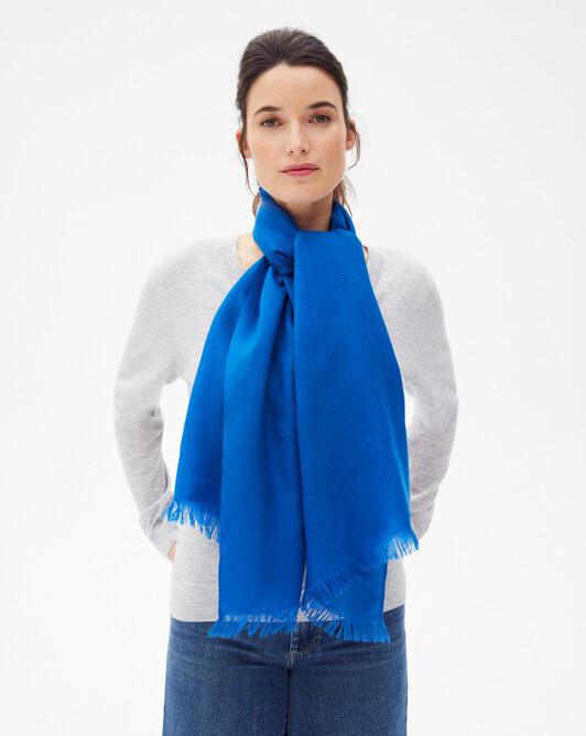 Cashmere voile scarf 150 x 55 cm - Bosphorus