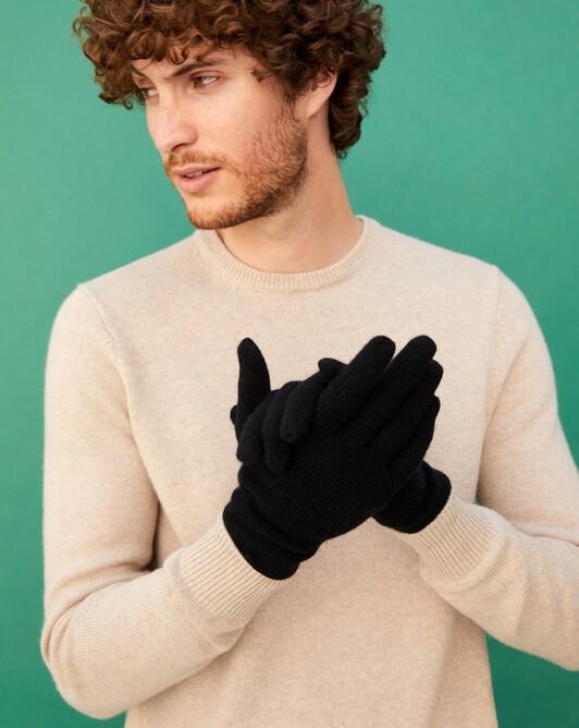 Men's gloves - Black