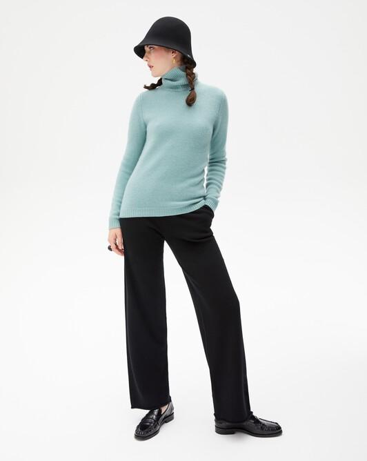 Jersey trousers - Black