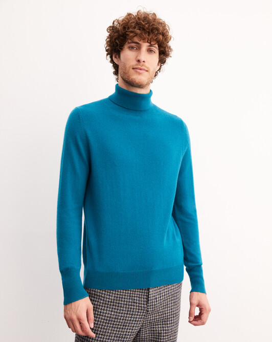 Classic roll-neck - Yucca