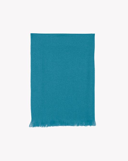 Écharpe voile de cachemire 150 cm x 55 cm - Vetiver