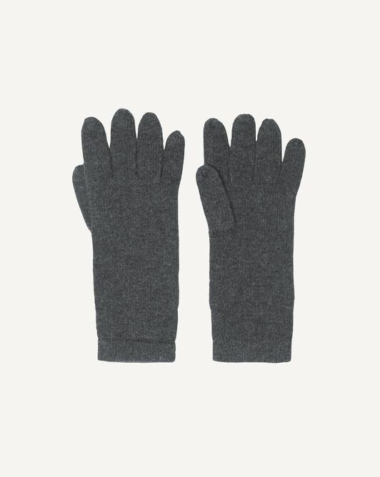 Men's gloves - College grey