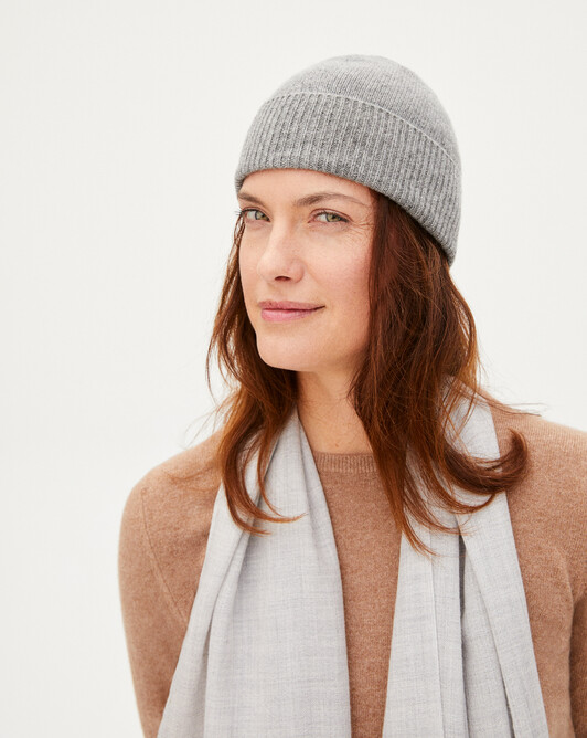 Classic hat - Flannel grey