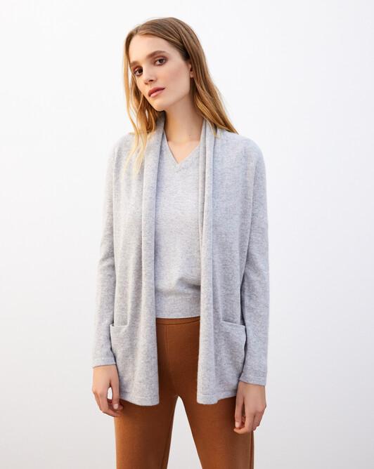 Cosy jacket - Frost grey