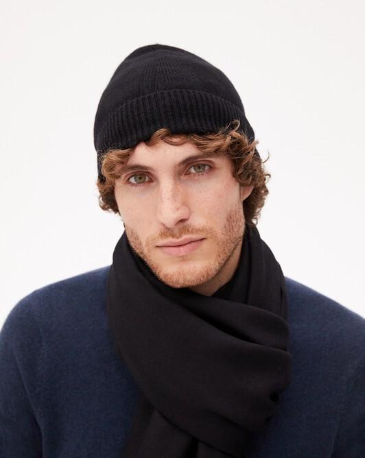 Bonnet classique - Noir