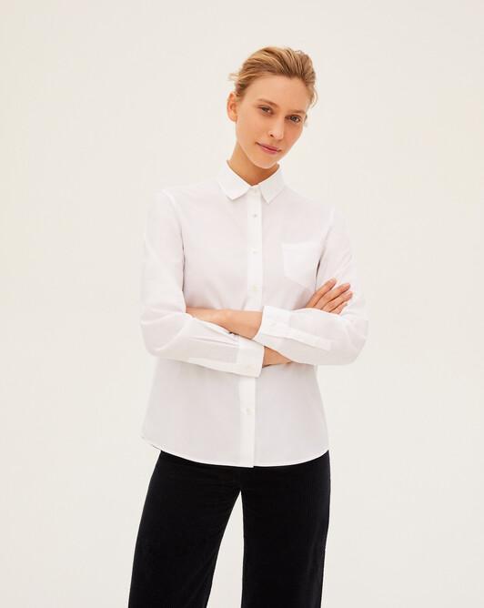 Classic shirt - White