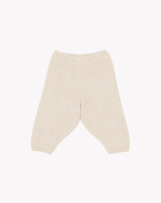 Pants - Autumn white