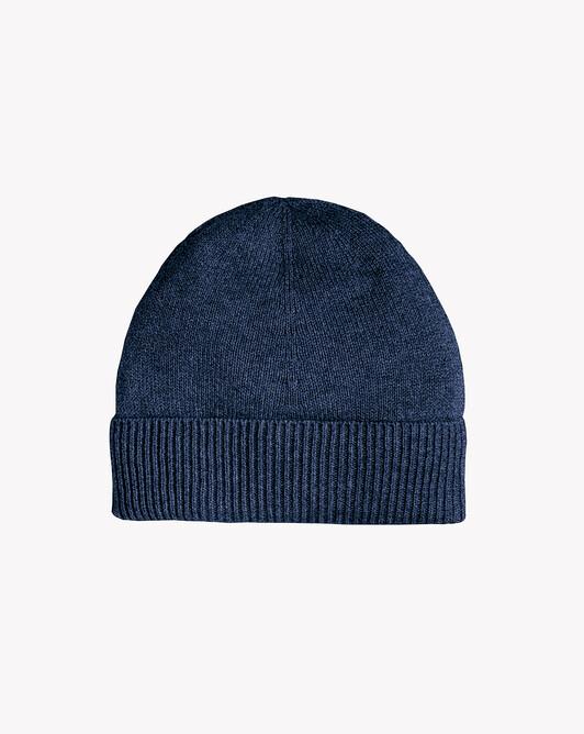 Classic hat - Graphite blue