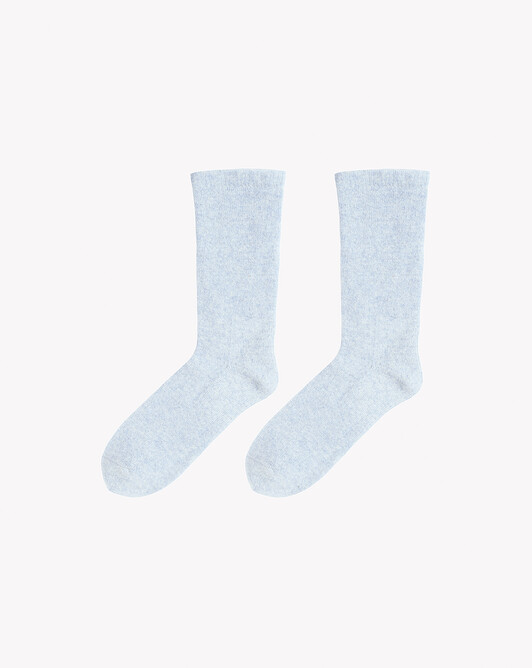Plain short socks - Jean