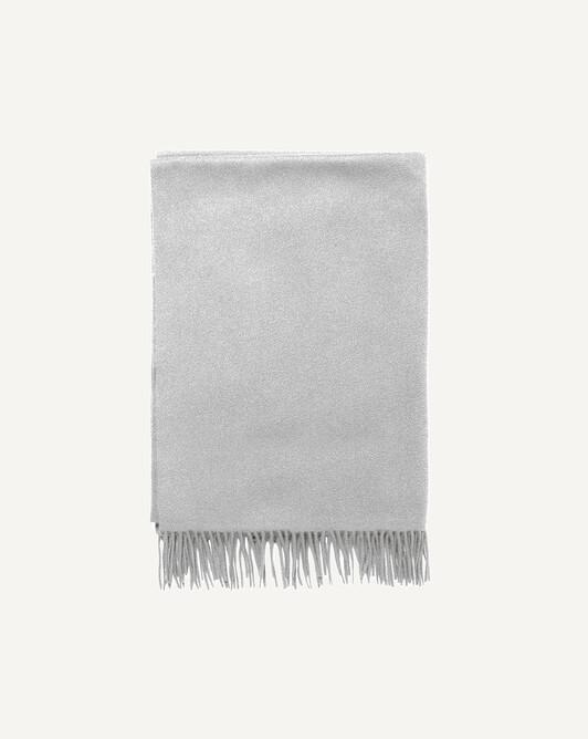 Plaid 150 cm x 150 cm - Frost grey