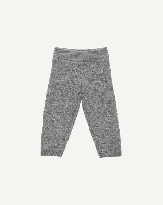 Pantalon point mousse - Flanelle