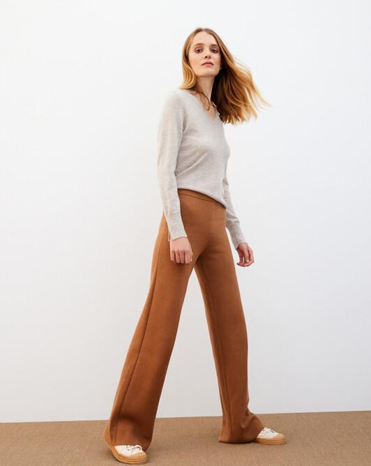 Pantalon milano - Vicuna