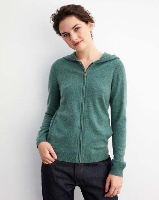 Fitted hoodie - Horizon