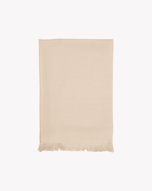 Écharpe voile de cachemire 150 cm x 55 cm - Zanskar