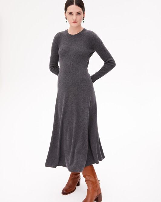Long dress - College grey