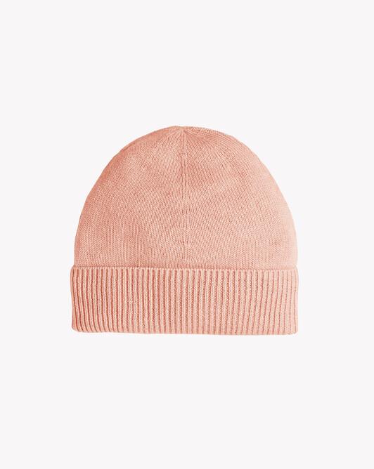 Bonnet classique - Blush