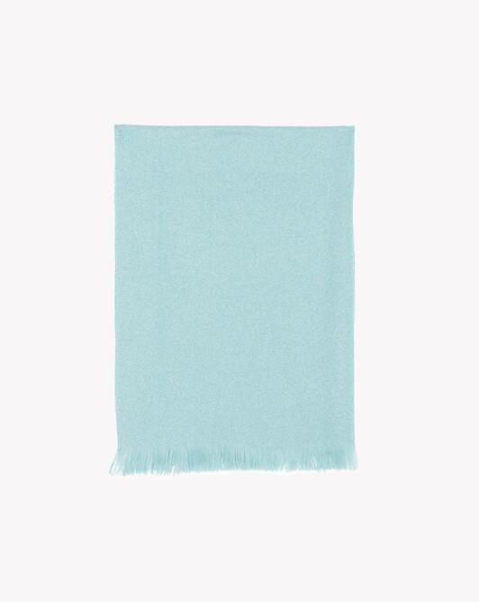 Écharpe voile de cachemire 150 cm x 55 cm - Bora bora