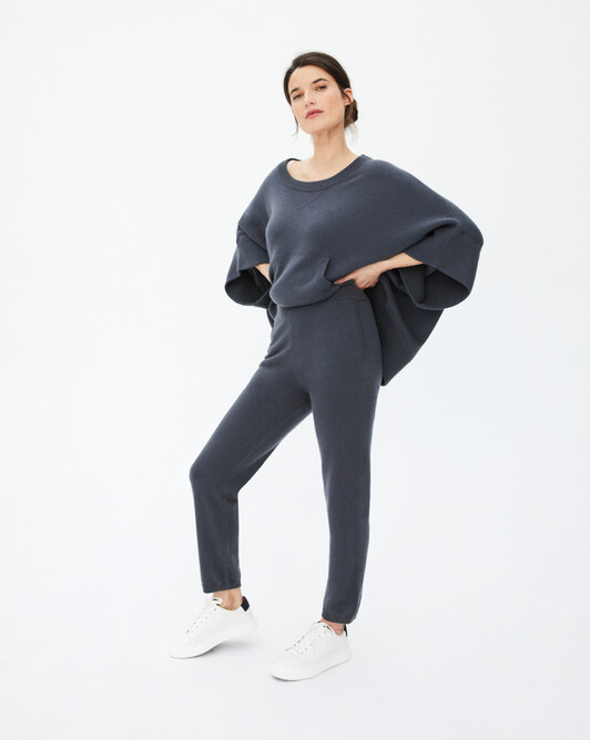 Casual trousers - Incense