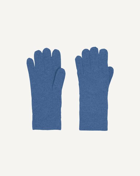 Gants femme - Bleu shetland