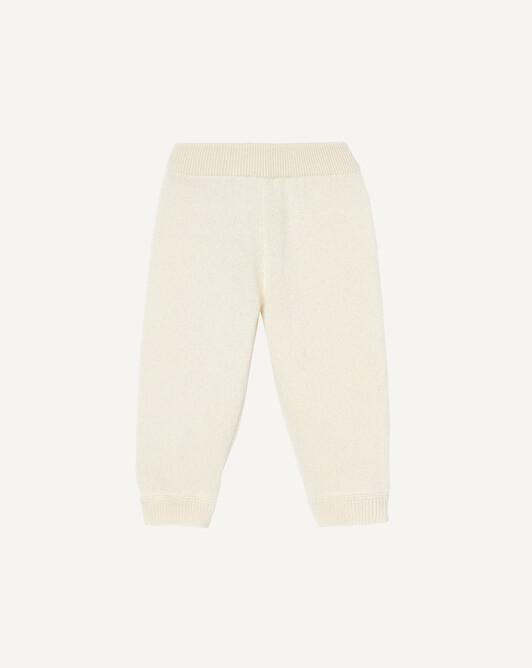Baby pants - Autumn white