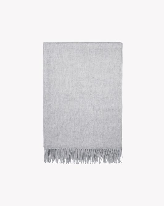 Stole 210 cm x 75 cm - Frost grey