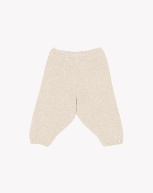 Pants - Autumn white