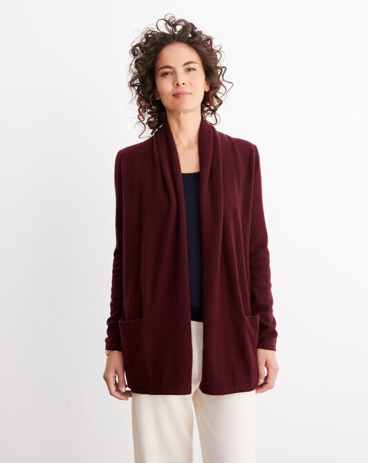 Cosy jacket - Azuki