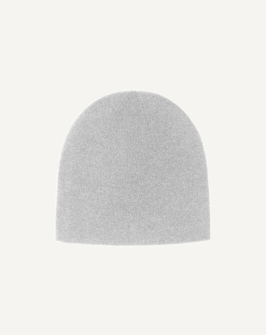 Off-gauge double layer hat - Frost grey