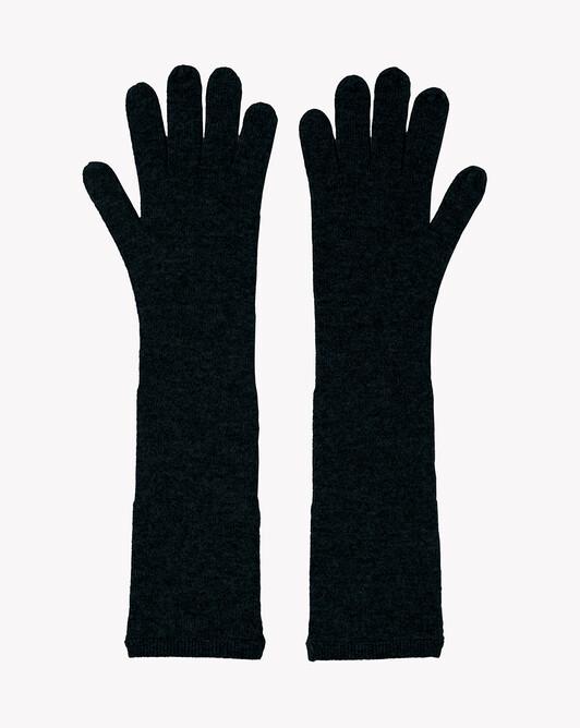 Longs gants - Noir
