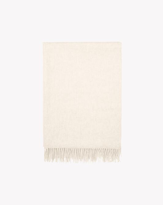 Stole 210 cm x 75 cm - Autumn white