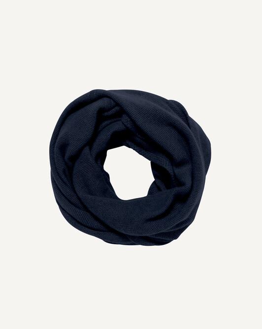 Tube tricoté - Marine