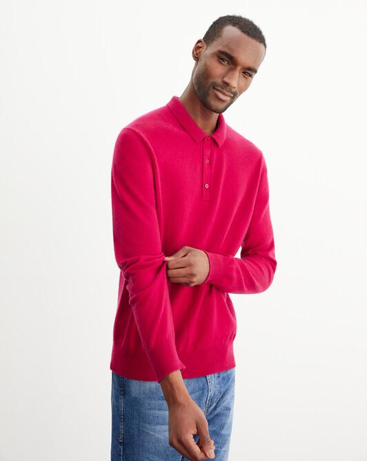 Three-button polo shirt - Nepal