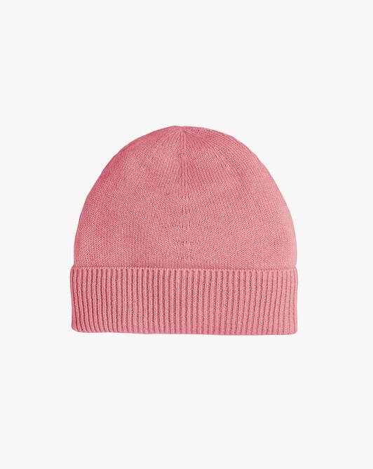 Bonnet classique - Bois de rose