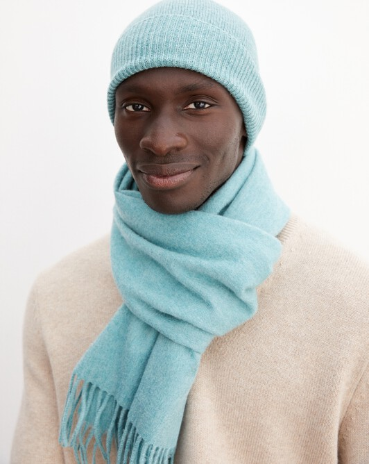 Classic scarf 170 cm x 35 cm - Spruce