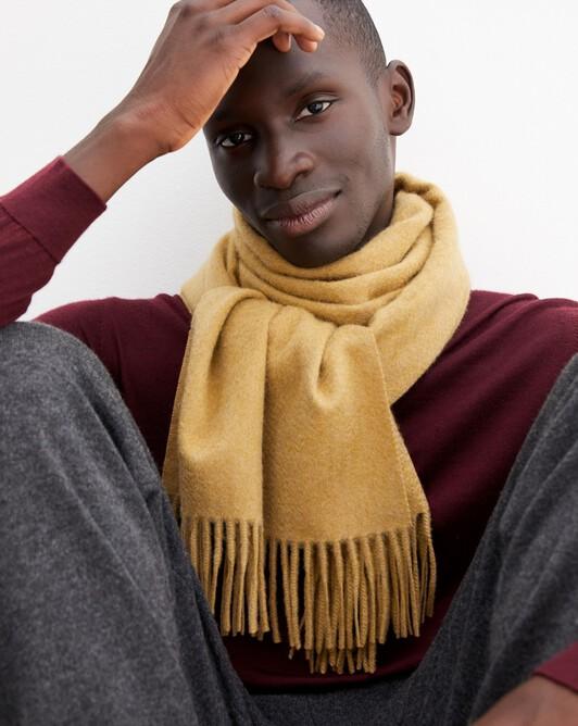 Classic scarf 170 cm x 35 cm - Lion