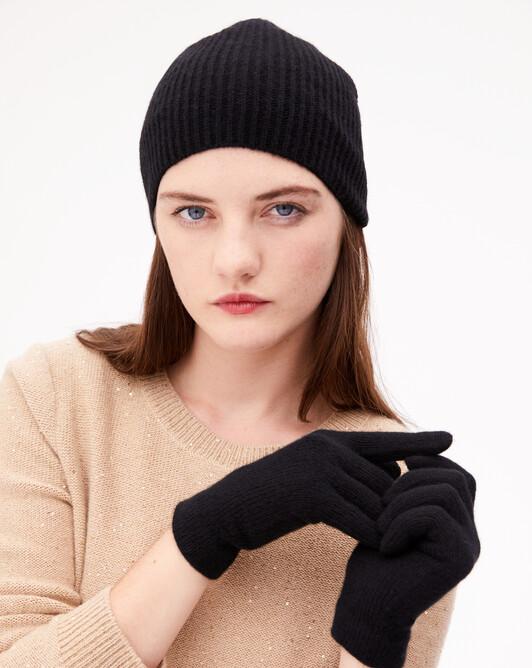 Gants femme - Noir