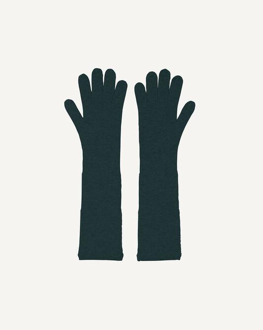 Longs gants - Petrole