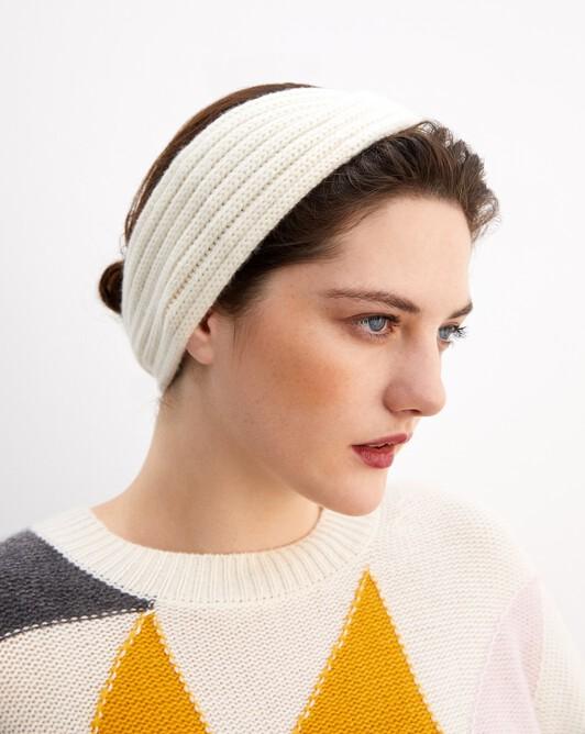 Headband - Autumn white