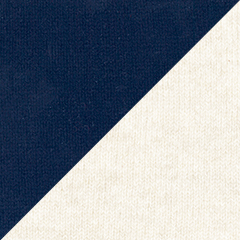 Autumnwhite/navy blue